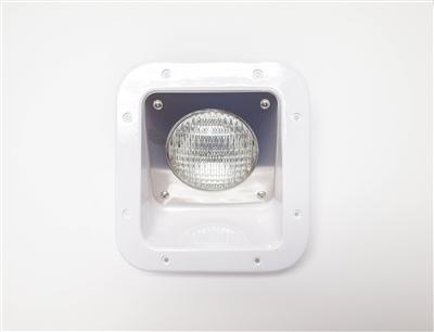 Recessed Docking Light For Motorhome Rv Guide Light