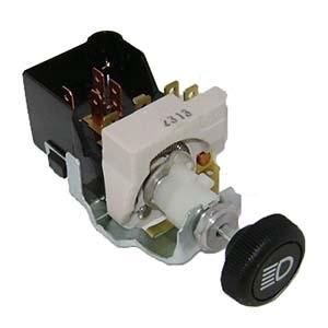 Headlight Switch I 71092 02 I Sw198 I 043408 I 10105770 I