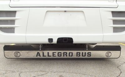 Rock Guard For Use On Allegro Bus Motorhome Tiffin