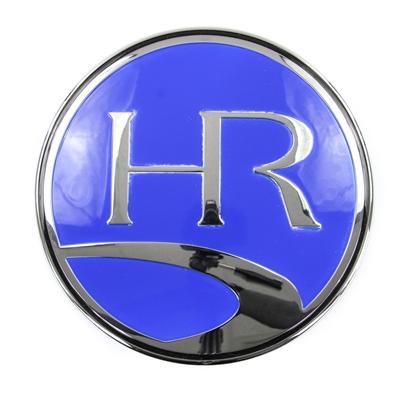 Holiday Rambler Emblem Shield